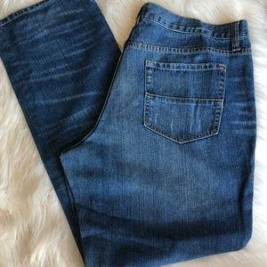GAP Jeans - Gap Slim Boyfriend Jeans Sz16